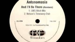 Antonomasia - And I