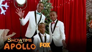 Happy Holidays From The Apollo   SHOWTIME AT THE APOLLO