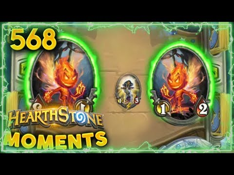 Typical Gigantic Minion In Tournament!! | Hearthstone Daily Moments Ep. 568