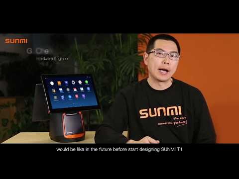 Sunmi T1 Android POS