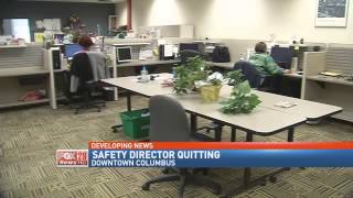 Public Safety Director Stepping Down After Recen