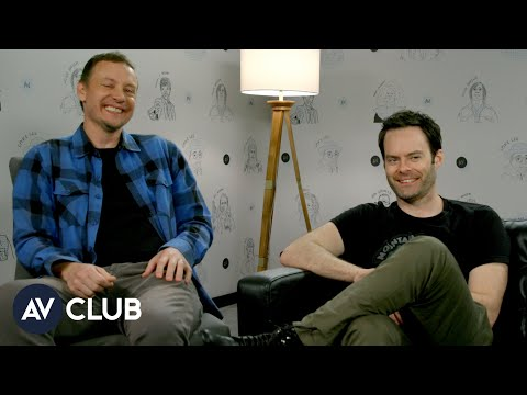 Bill Hader and Alec Berg snuck into a real acting class while researching for Barry