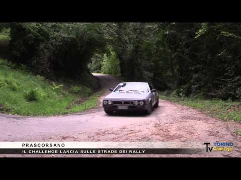 Il Challenge Lancia Club a Prascorsano