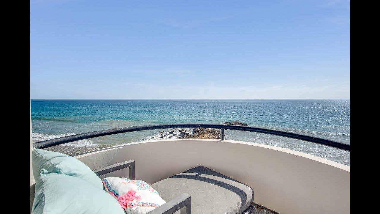 25252 Malibu Road | Malibu | Beachfront Architectural