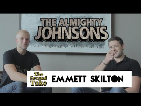 Emmett Skilton on 'The Almighty Johnsons' Finale, Frigg & the Future