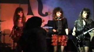 80's Girl Rock Band, Rock Ballad, live music