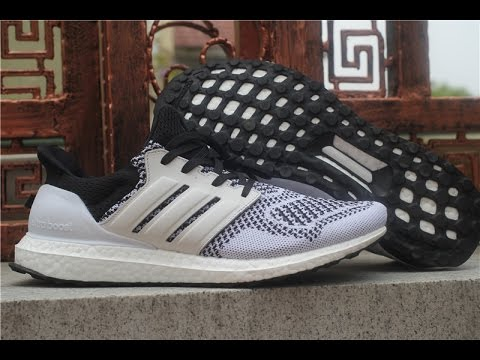 ADIDAS ULTRA BOOST X SNS TEE TIME AF5756 WITH REAL MATERIALS