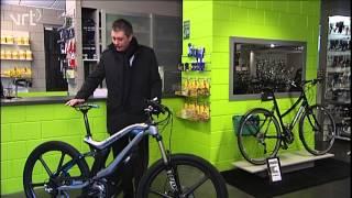 Reportage Terzake  Snelle E Bike Elektrische Fiets M1 Spitzing Sporttechnik