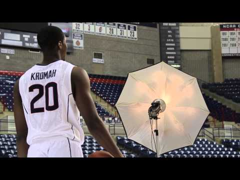Huskies All-Access: UConn Basketball Photo Shoot