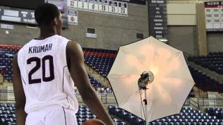 Huskies All-Access: UConn Basketball Photo Shoot