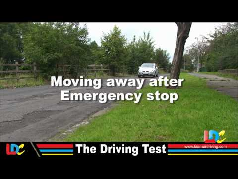 UK Driving Test - Official Examiners Instructions - LDC driving schools