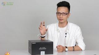 Mở hộp & trên tay Fujifilm XT20 + kit 16-50mm : máy rút gọn của Xt2, giá đã quá rẻ