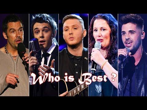 Who is BEST Winner X Factor UK?