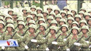Việt Nam chi 5 tỉ đôla cho quốc phòng