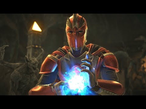 Injustice 2 - Doctor Fate Super Move on All Characters and Premier Skins (1080p 60FPS)