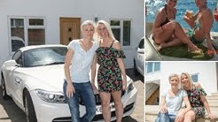 Thrifty couple reveal secret to paying off mortgage in FOUR years and..