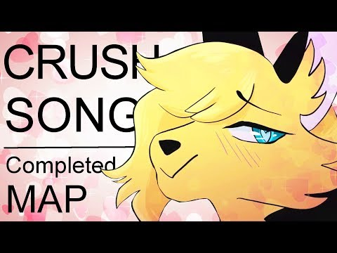 CRUSH SONG - Bumblestripe MAP