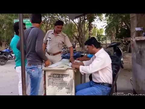 Fake Challan By Fake Police  Prank/