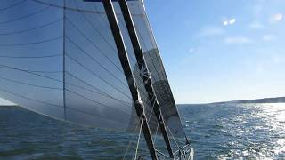 How To Furl Your Code Sail Properly In Breeze | North Sails