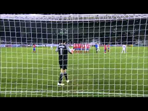 3rd Place- Korea Republic vs Uzbekistan: AFC Asian Cup 2011