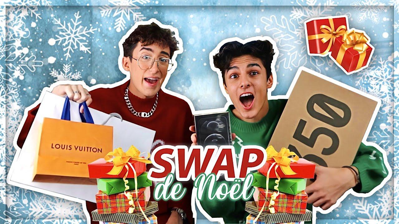 Download SWAP DE NOËL 🎁🎄 w/ Lythan Cottaz