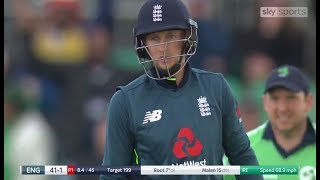 Ireland v England ODI highlights 2019