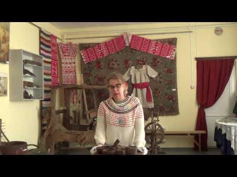 ObriIzyum: Світ забутих речей в Ізюмському краєзнавчому музеї ім. М.В.Сібільова. Салотовка