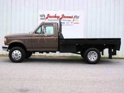 1996 Ford F-350 Chassis Cab - Cleveland GA