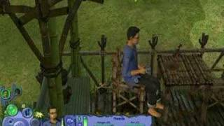 The Sims Castaway Stories PC Gameplay