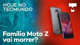 Novo celular da Motorola, possível fim da família Moto Z, Nubank libera débito – Hoje no TecMundo