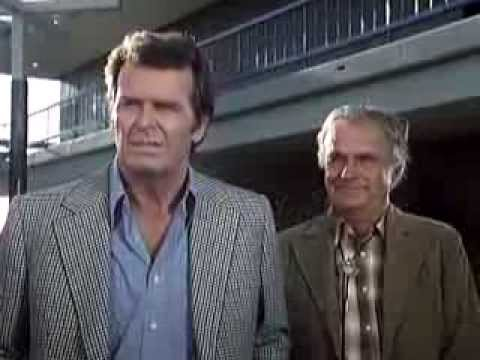 The Rockford Files  James Garner, Noah Beery Jr. & Patricia Crowley