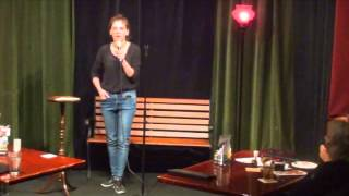 Marina Rollman ( Flappers Comedy Club )