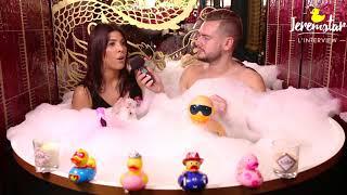 Cassandre (Secret Story 11) dans le bain de Jeremstar - INTERVIEW