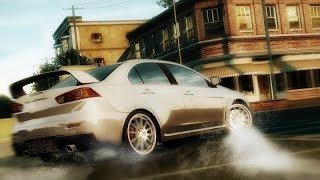 Need for Speed Undercover!!! Новая тачка