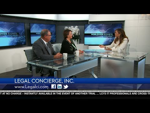 Legal Concierge featured on Worldwide Business with kathy ireland®