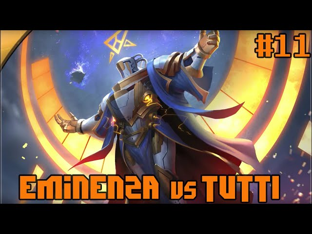 WHERE IS MY COMBO??? | EMINENZA VS TUTTI ep 11