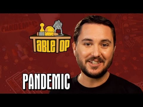 Pandemic: Morgan Webb, Ed Brubaker, and Robert Gifford Join Wil on TableTop, episode 14