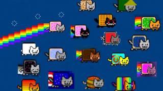 Nyan cat dubstep Alex s.