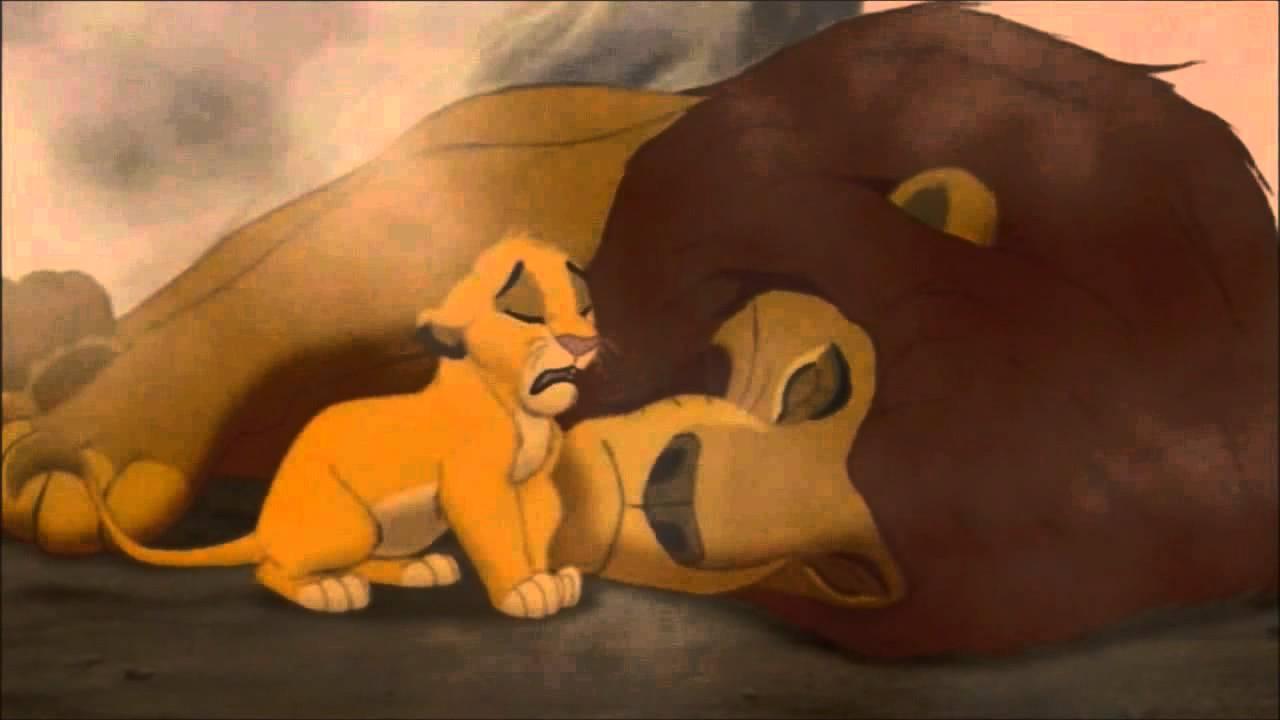 könig der löwen mufasa