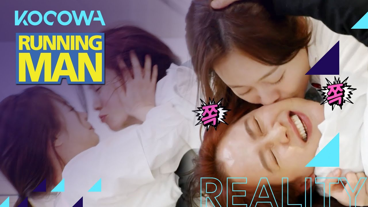 Download So Min keeps kissing Ji Hyo! [Running Man Ep 551]