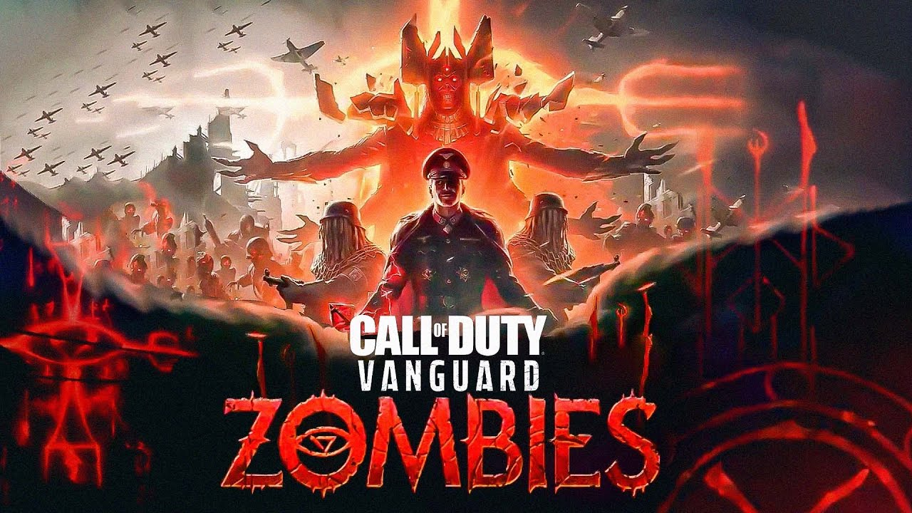 Call of Duty Vanguard Zombies! *OFFICIAL REVEAL TEASER*