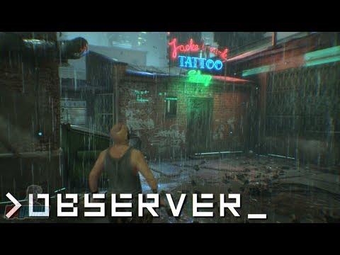 Observer Part 7 | PC Gameplay Walkthrough | Sci-Fi Horror Game Let's Play | Observer_