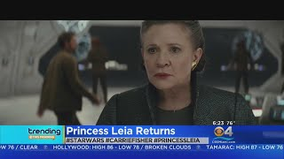 Star Wars: Episode IX To Include Carrie Fisher