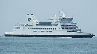 Cape May Lewes Ferry Boat Trip