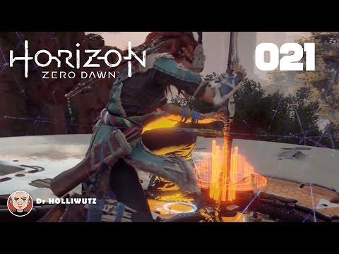 Horizon Zero Dawn #021 - Langhals: Sonnenstufen, Speerschäfte & Rostschwämme [PS4] Let's play HZD