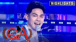 Ion reveals that Vice sulked because of him | It's Showtime Mr. Q and A
