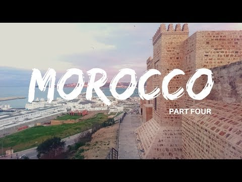 Exploring Tangier and Marrakesh and Travelling on an Overnight Train Morocco || MOROCCO TRAVEL VLOG