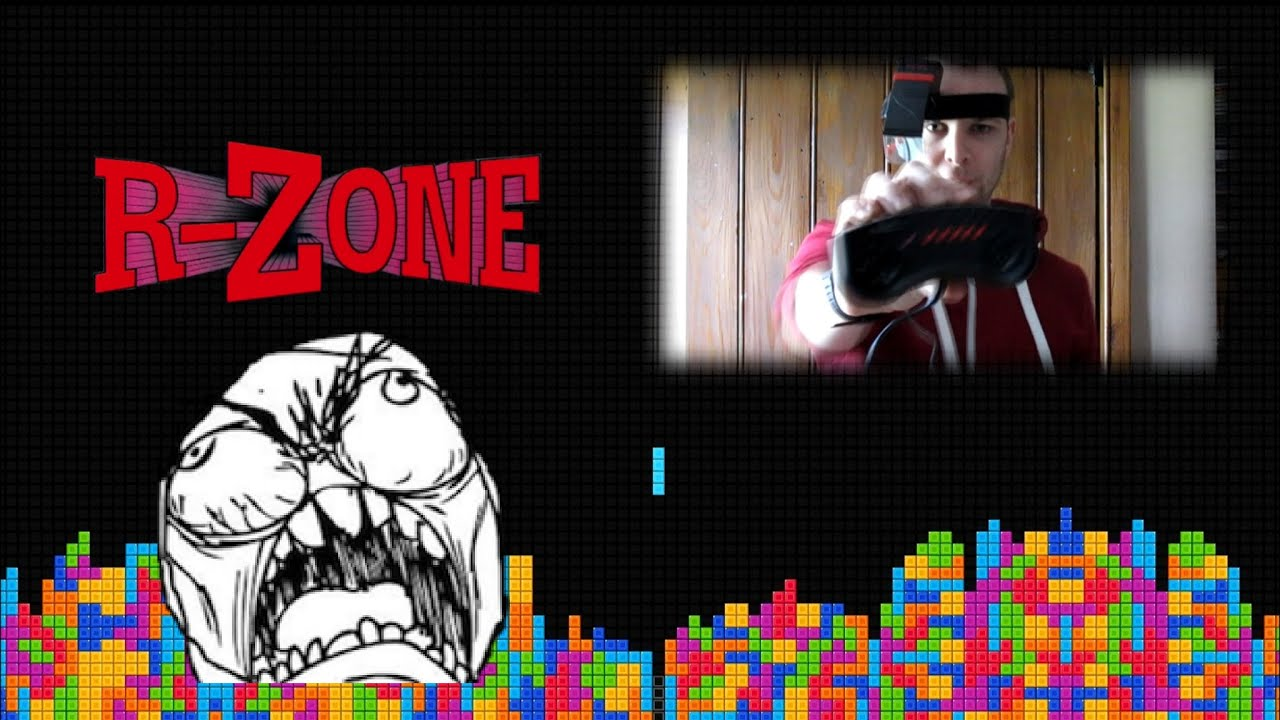 WORST GAME SYSTEM EVER! - TIGER R ZONE REVIEW - YouTube
