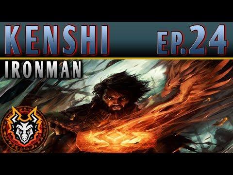 Kenshi Ironman PC Sandbox RPG - EP24 - THE FIRE OF OKRAN