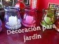 Lámparas para JARDÍN-jess ♥